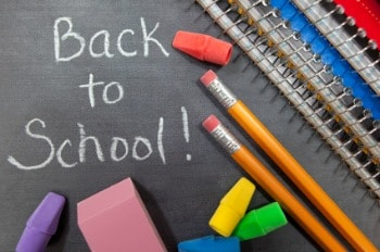 back to school means tax-exempt weekends