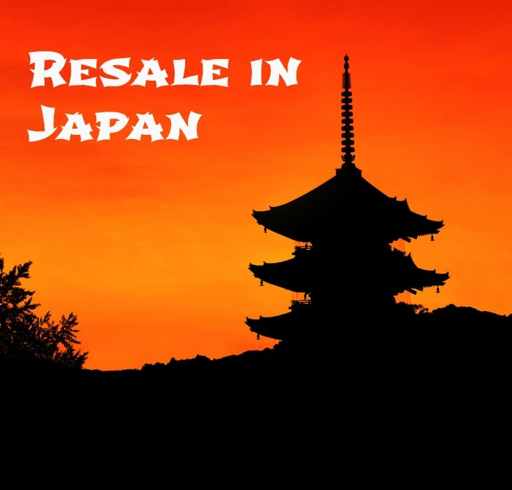 Resale in Japan
