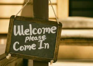Leasing vs. Buying either way put out your welcome sign
