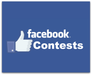 Facebook Contests are one of my marketing ideas