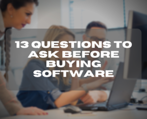 13 Questions To Ask Before Buying Consignment Store Software