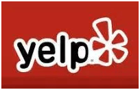 yelp is good for online reviews