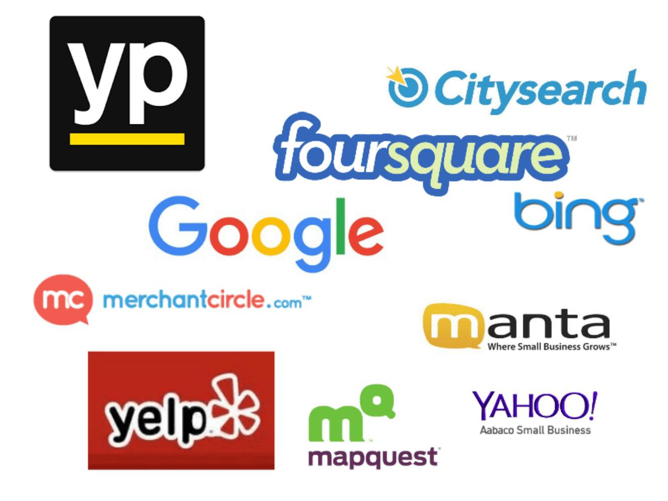 online listing sites