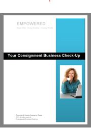 Consignment Business Check-Up