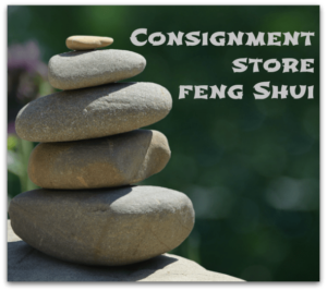 Here's how to accomplish consignment store feng shui