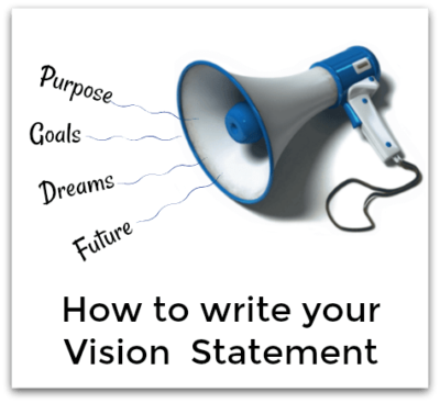 Consignment Employee Training begins by sharing your Vision Statement