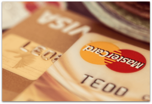 You now have the ability to split payments between credit cards