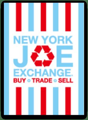 Resale in Japan includes New York Joe Exchange