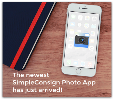 SimpleConsign's photo app makes adding photos to your site a breeze