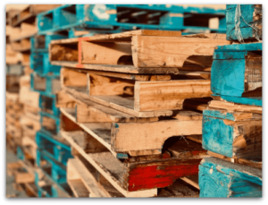resellers stock new merchandise from wholesalers selling pallets of items