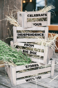 Consignment Store Independence Month needs great marketing