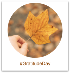 Celebrate National Gratitude Day