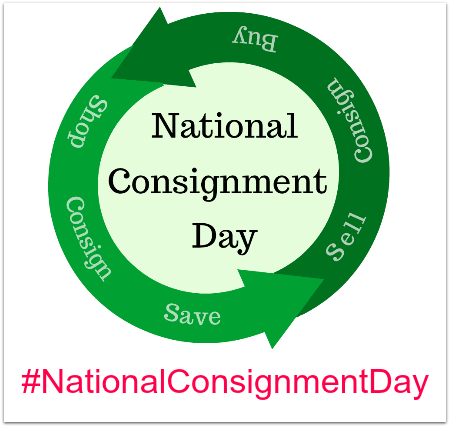 Celebrate National Consignment Day as part of your consignment marketing plan