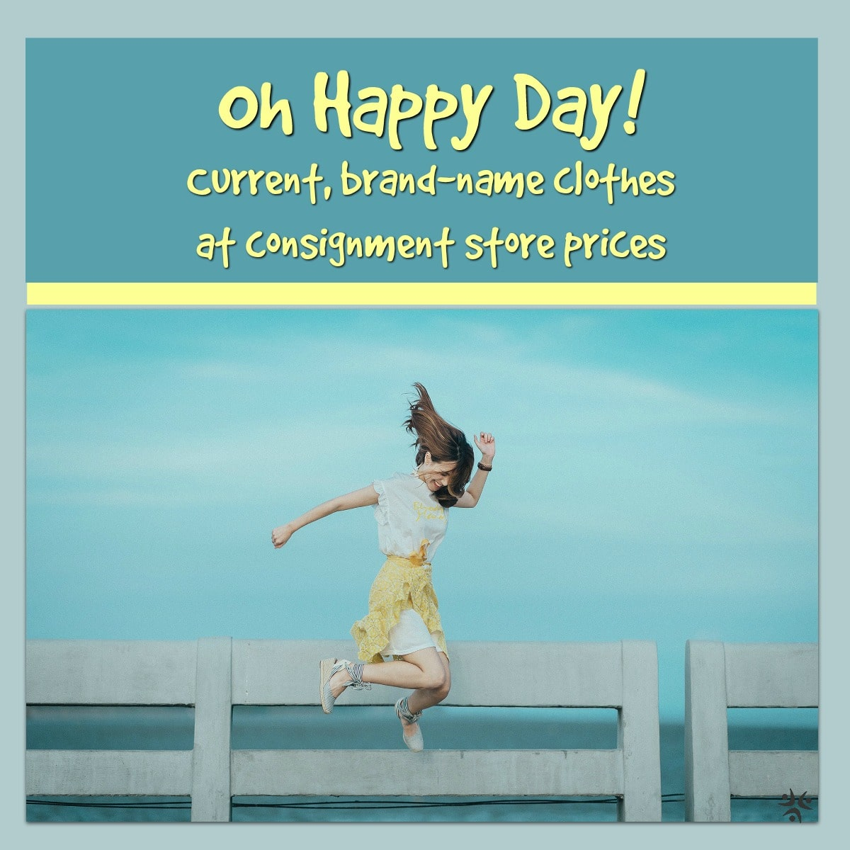 Amazing merchandise at consignment prices