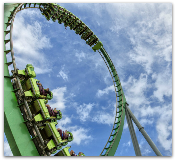 Get off of the roller coaster and stop the cycle of discounting
