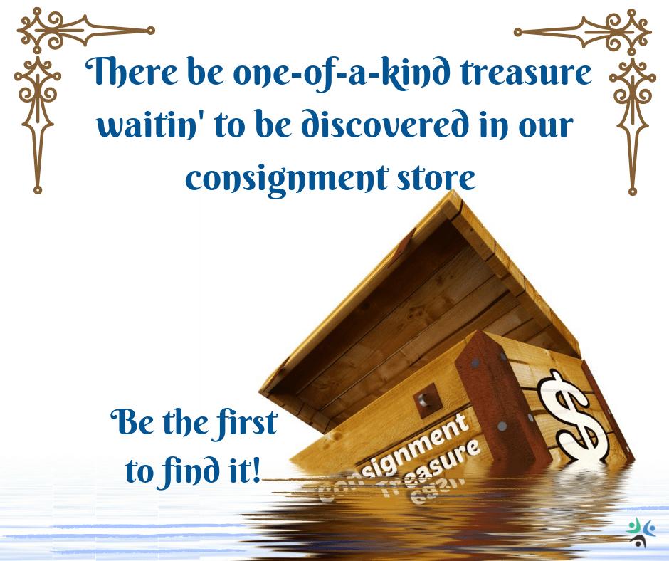 Consignment store marketing ideas for the treasure hunter