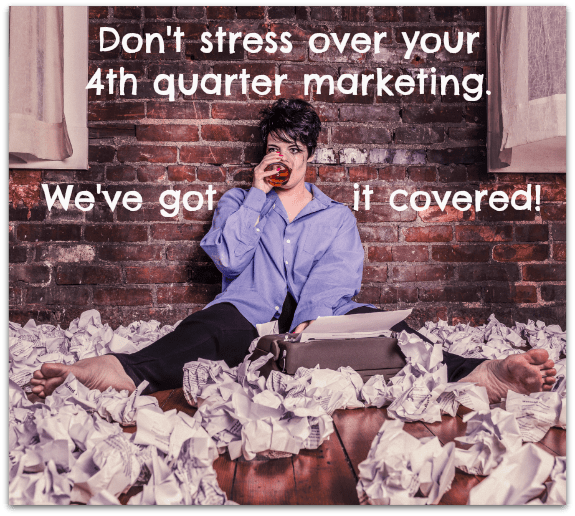 Don't worry. We've got the last 8 weeks of Consignment Marketing Tips
