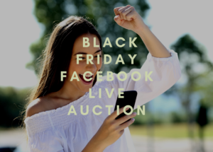Promote your Facebook Live auction