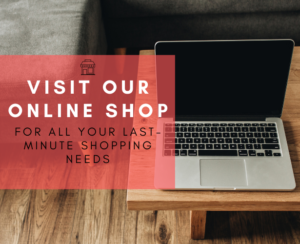 Attract Last-Minute Shoppers with Your Online Shop