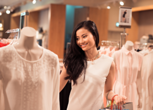 High-end brands at consignment stores