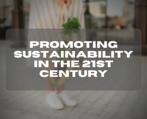 Promoting Sustainability in the 21st Century